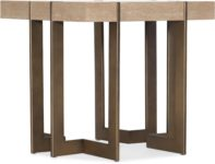 Max Square End Table santa barbara design center hooker furniture 6201-80113-MULTI(