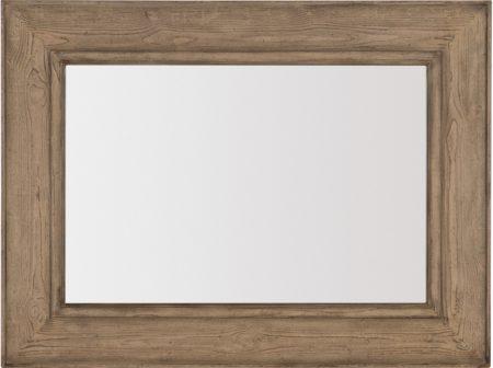 Landscape Mirror- Natural santa barbara design center hooker furniture 5805-90005-85