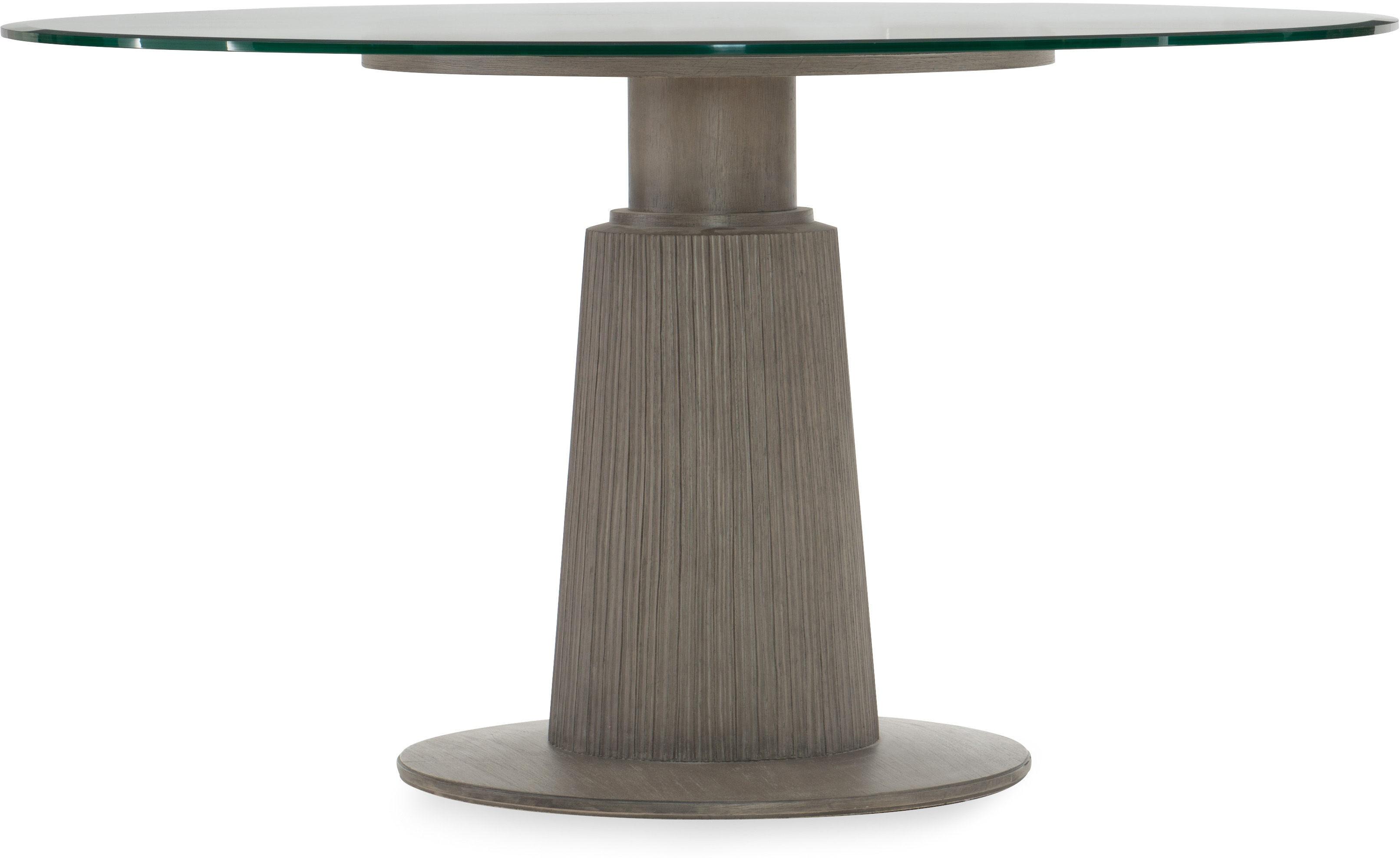 Round Dining Table santa barbara design center hookerfurniture 5990-75203-54