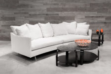 Frankie Curved Sofa santa barbara design center 33655-