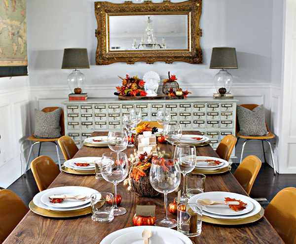 Get Ready This Thanksgiving ! santa barbara design center -