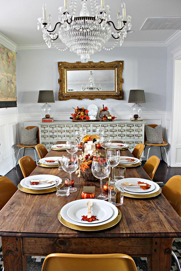 Get Ready This Thanksgiving ! santa barbara design center -