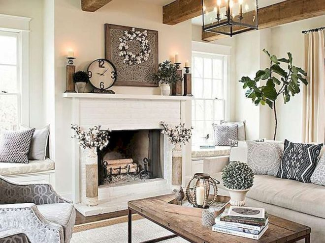 COZY FARMHOUSE INSPIRATION