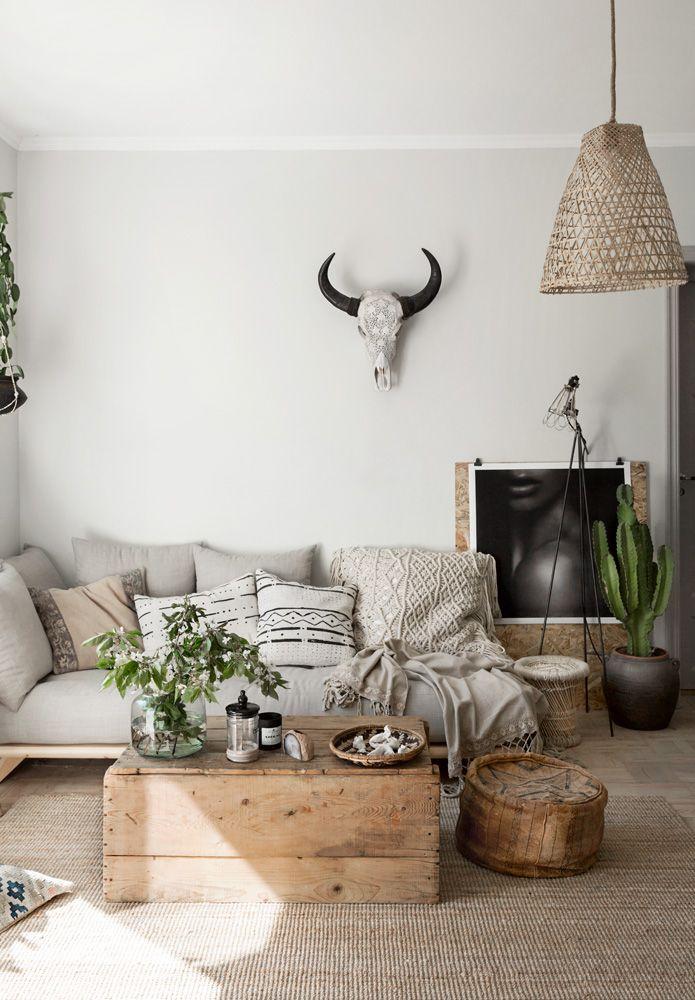Dream Boho Interior Design santa barbara design center -