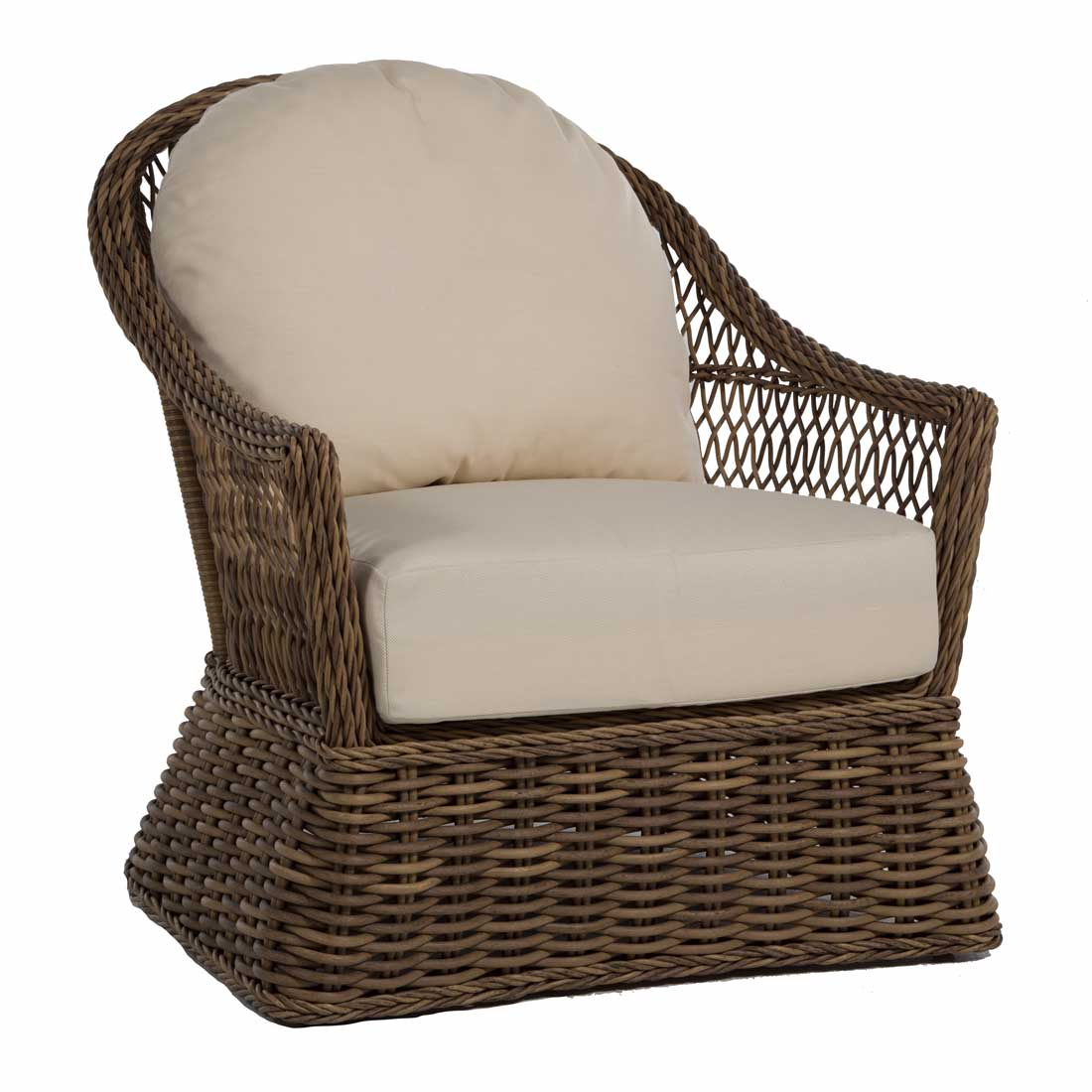 Soho Wicker Lounge Chair