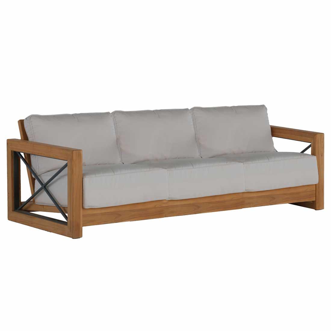 Malta Teak Sofa