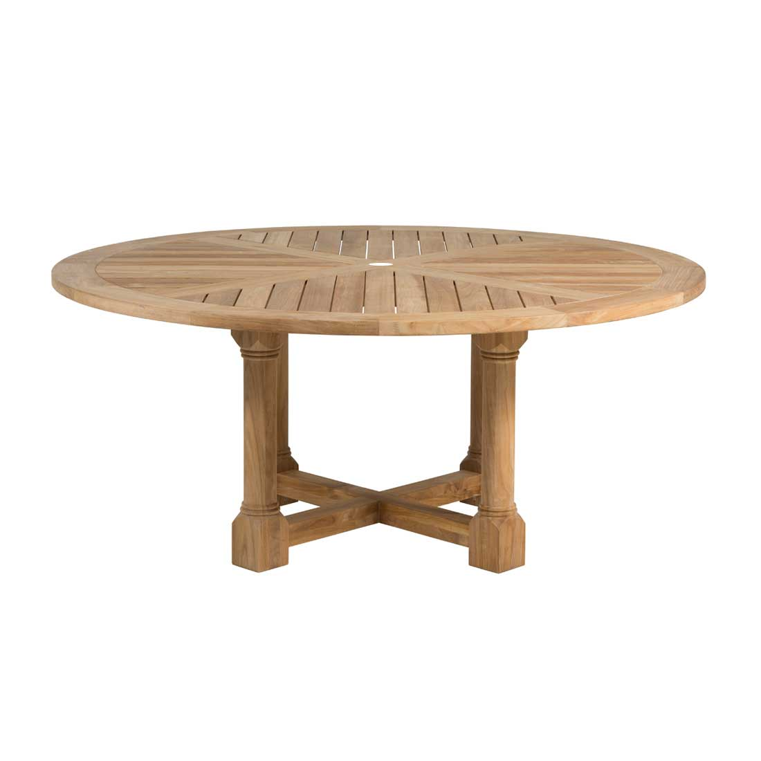 Lakeshore 72″ Round Dining Table