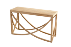 Lancet Arch Console Table santa barbara design center 34204