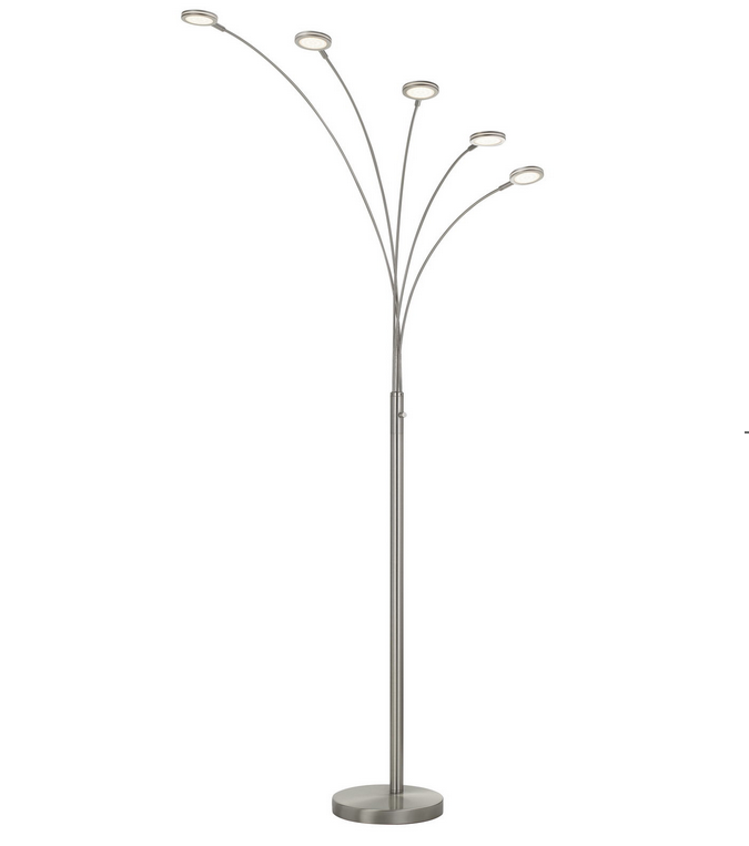 Cremar Arch Floor Lamp santa barbara design center-