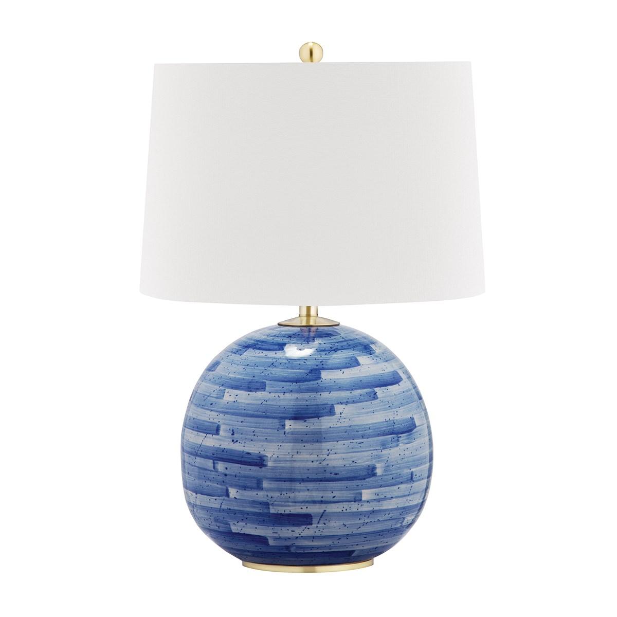 Laurel Table Lamp santa barbara design center-