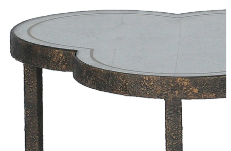 Walker Side Table santa barbara design center -