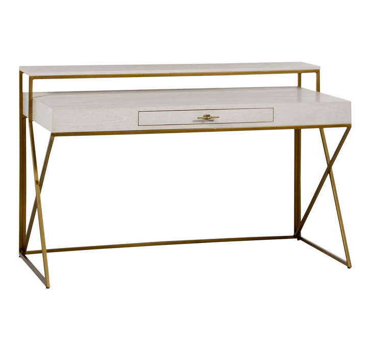Emberly Desk santa barbara design center-