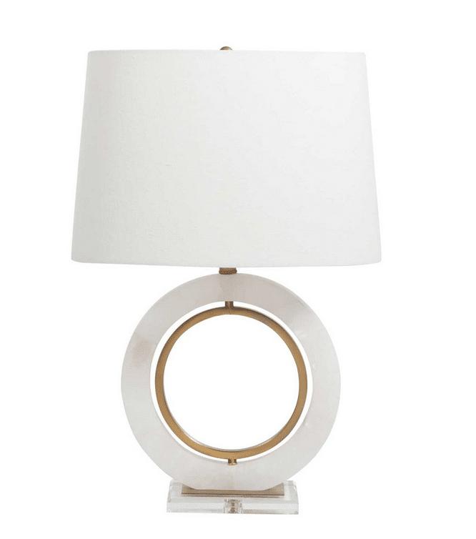 Janis Table Lamp santa barbara design center -