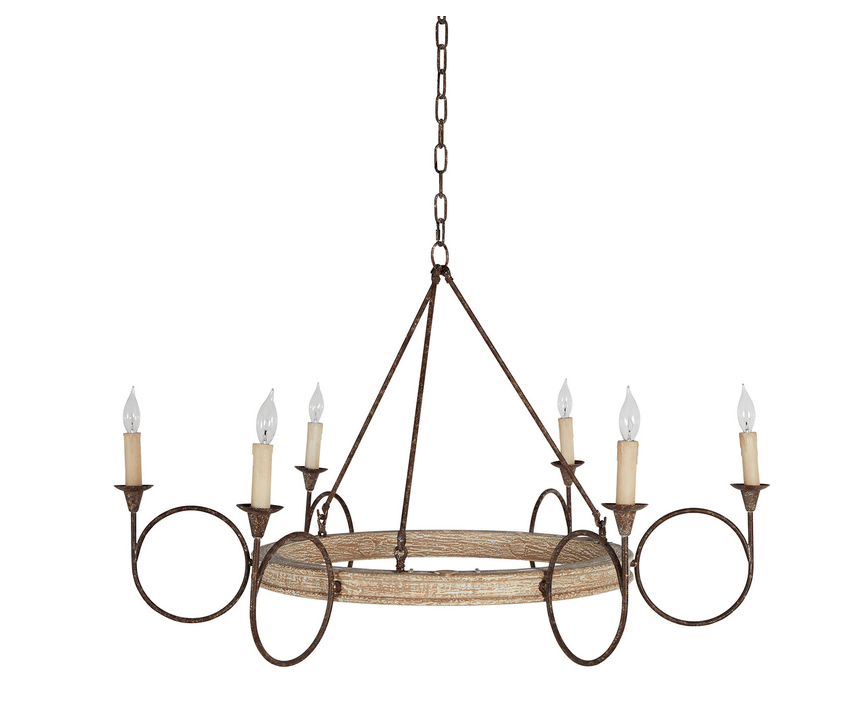 Becker Chandelier santa barbara design center -