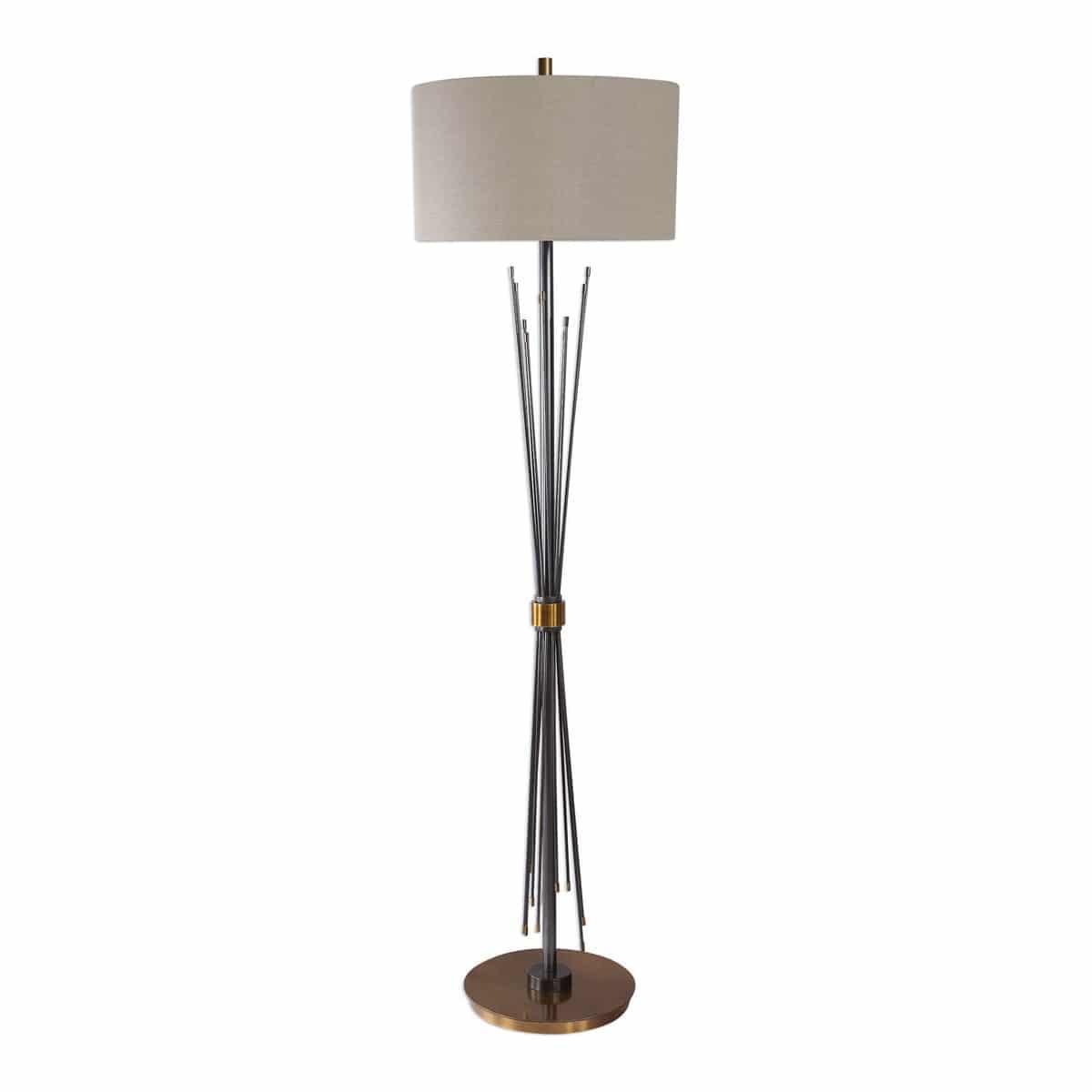 Poloma Floor Lamp santa barbara design center -