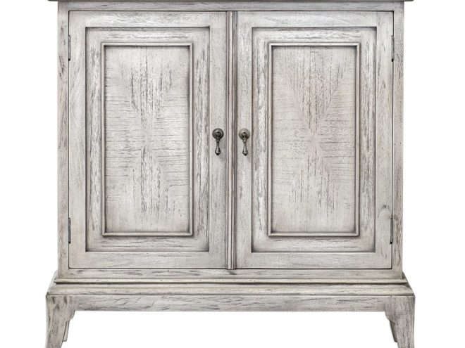 Nyle 2 Door Cabinet santa barbara design center