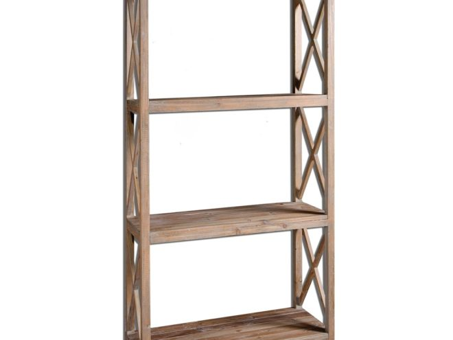 Straty Etagere santa barbara design center -