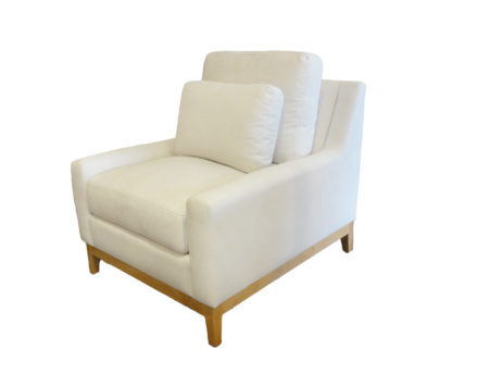 Nikki Chair is perfect for any home decor. Featuring 100% polyester fabric and angel hair fill for the best comfort. Custom make your Nikki Chair at Santa Barbara Design Center in any fabric, comfort, and size
