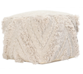 Sarai Pouf santa barbara design center-