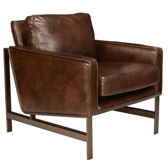 Chad Club Chair santa barbara design center -
