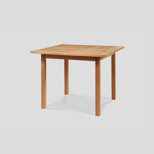 Montecito Modern Dining Table santa barbara design center -