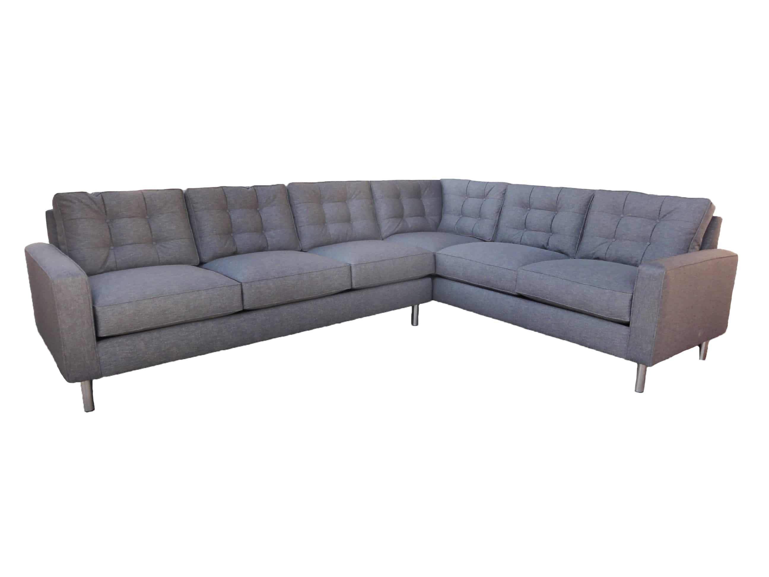 Slade Sectional W/ Return