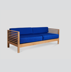 Montecito Modern Sofa Product Dimension: 70.75 x 29 x 22.75 Product Weight: 76 lbs