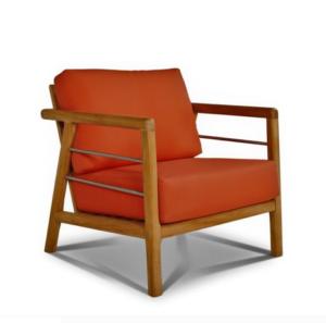 Santa Barbara Modern Teak Chair santa barbara design center -