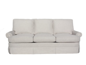 Break Sofa This break sofa as shown features a tall back for the best support and angel hair fill for max comfort. Available in any size, fabric, and comfort of your choice. STARTING PRICES: SOFA: $2530.- LOVESEAT: $2325.- SECTIONAL: $4610.- CHAIR: $1840.- CHAISE: $2320.- OTTOMAN: $699.- SECTIONAL W/ RETURN $4950.- SLEEPER: $899.- AIR $1099.- AS SHOWN: Keylargo – Almond W/ Angel Hair Fill 90W x 36H x 37D