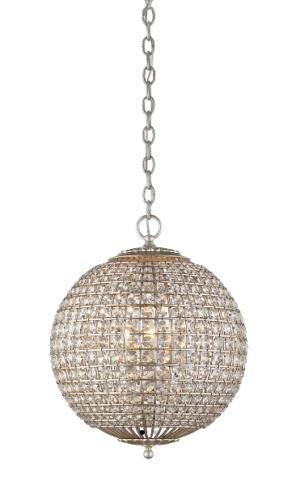 Rhet Crystal Sphere Chandelier santa barbara design center -