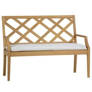 "Haley Teak 48"" Bench"