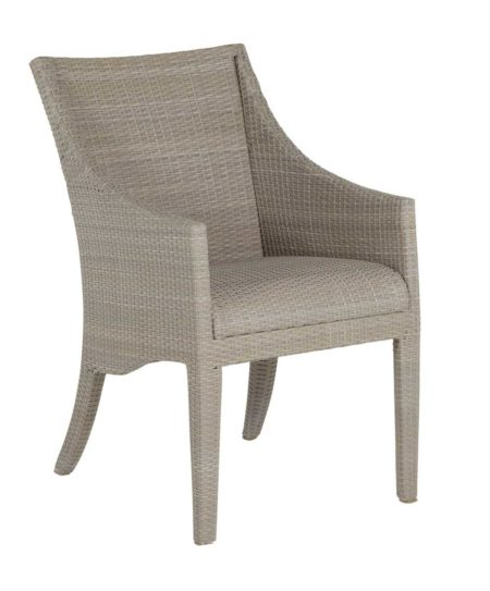 Athena Woven Arm Chair
