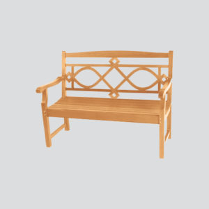 Candis Two Seater Bench