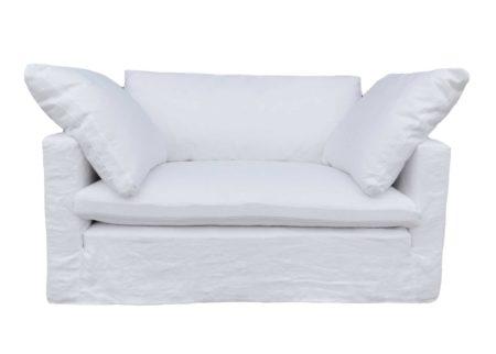 Cyrus Slipcovered Sofa