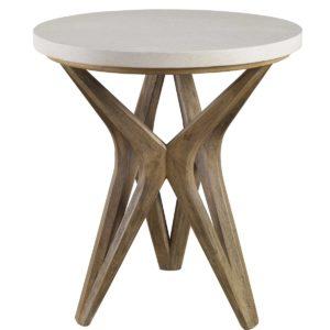 Marzie Side Table santa barbara design center -