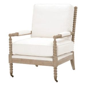 Jenny Caster Club Chair santa barbara design center.