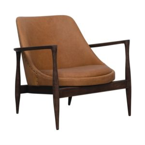 Chuck Leather Chair santa barbara design center -